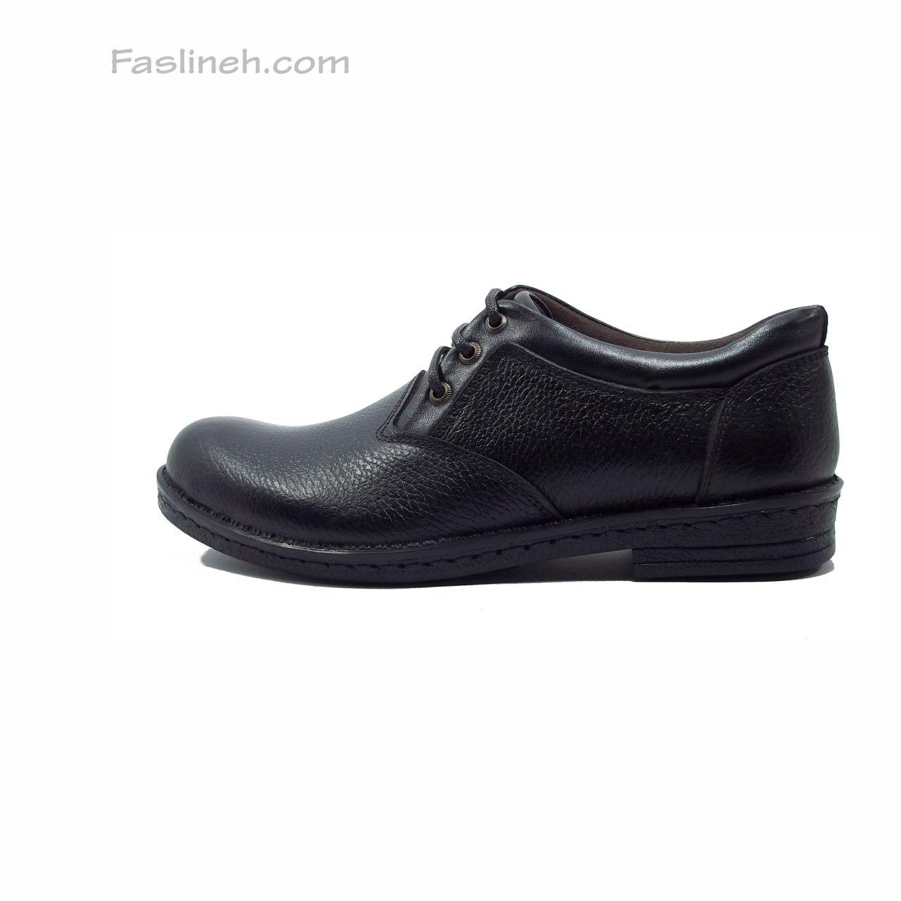 کفش چرم راحتی سودا