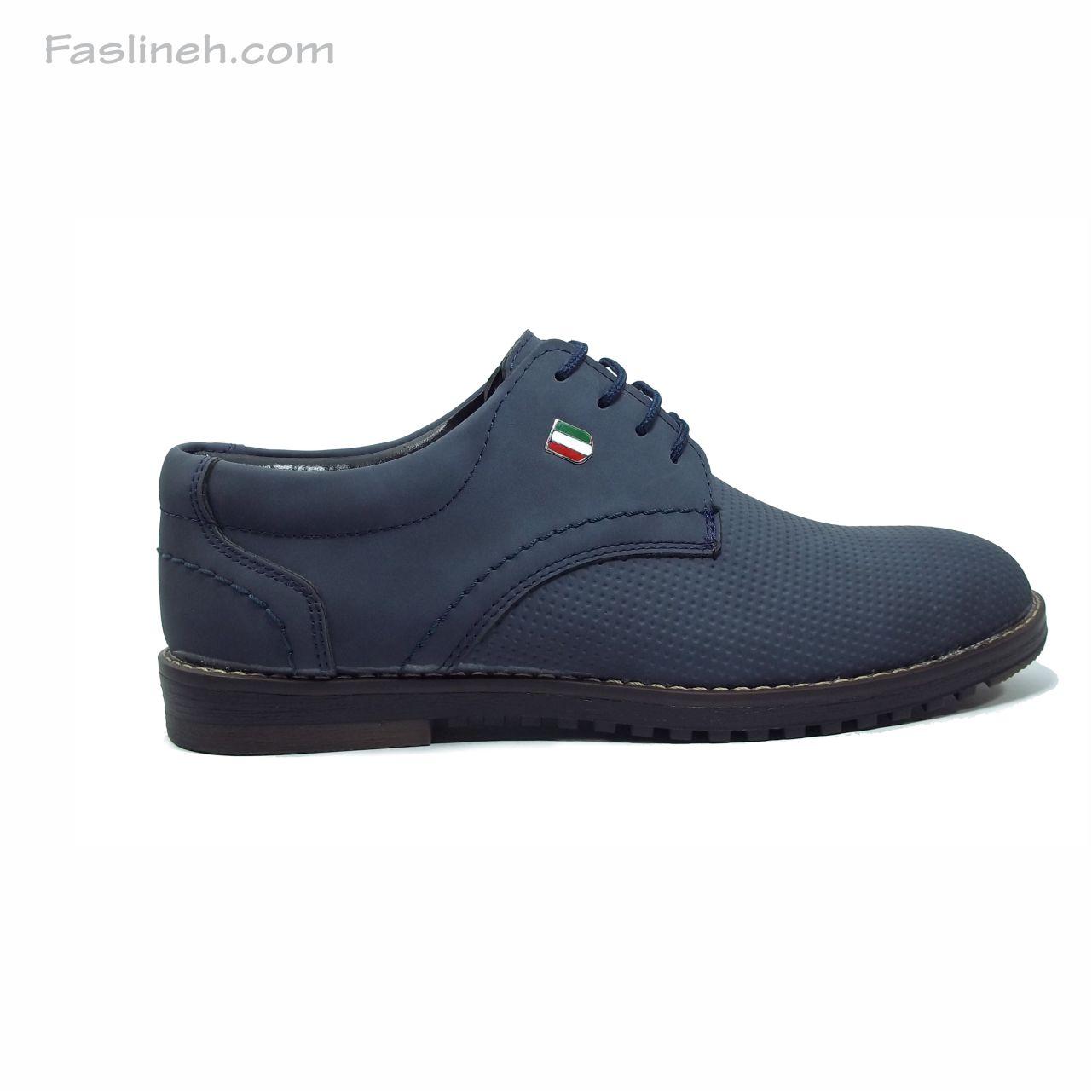 کفش اسپرت هورس ایتالیا سرمه ای