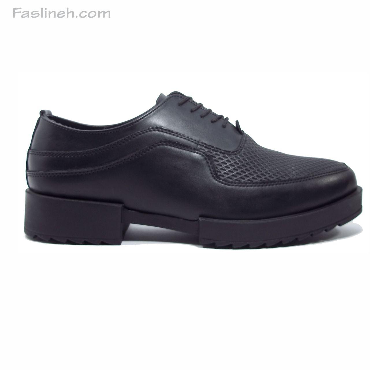 کفش اسپرت فرمال مشکی