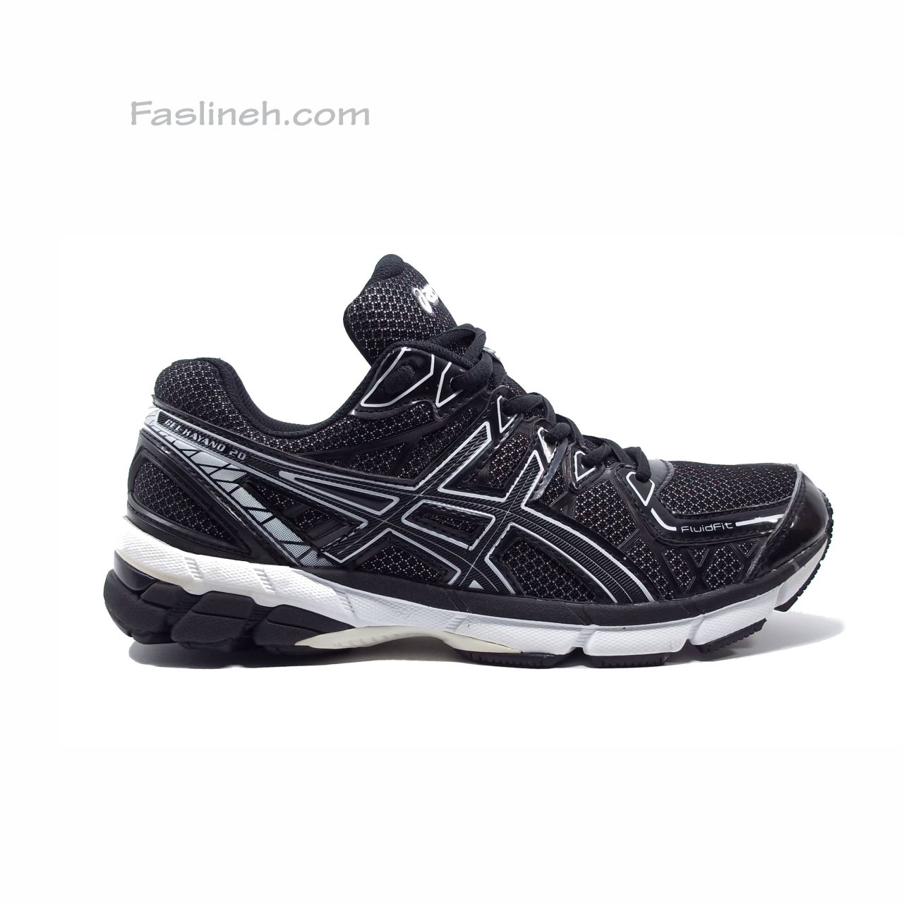 کتانی اسیکس gel kayano20 مشکی