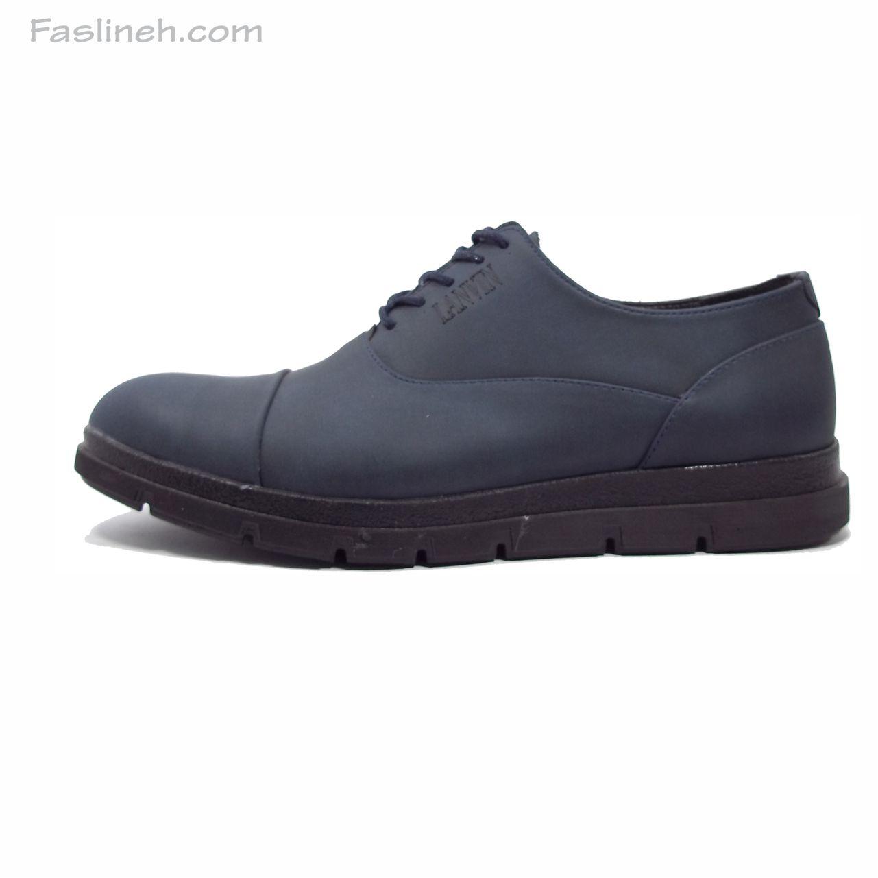 کفش اسپرت برت  لانوین سرمه ای